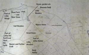 1844 Comm map east - named